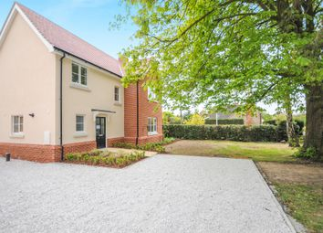 Thumbnail 4 bedroom detached house for sale in Green Gates, Main Road, Great Leighs, Chelmsford