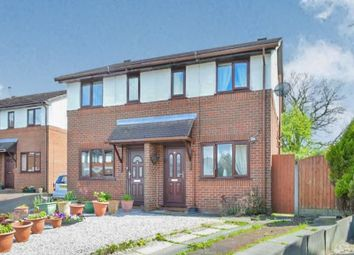 Thumbnail 2 bed semi-detached house to rent in Cross Swords Close, Chorley