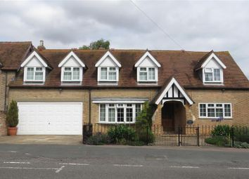 Thumbnail 6 bed semi-detached house for sale in Church Street, Stilton, Peterborough