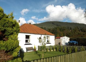 Thumbnail 2 bed cottage for sale in The Bay, Strachur, Cairndow