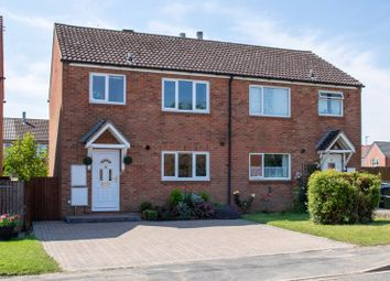 Thumbnail 3 bed semi-detached house for sale in Columbia Way, Grove, Wantage