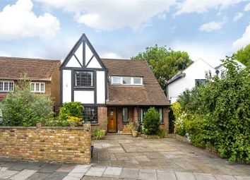 Thumbnail 4 bed detached house for sale in Grange Avenue, Strawberry Hill