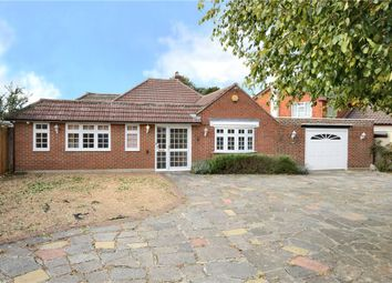 Thumbnail 3 bed bungalow to rent in York Road, Cheam, Sutton