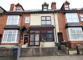 Thumbnail 5 bed terraced house for sale in Cavendish Road, Birmingham, West Midlands