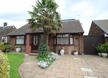Thumbnail 3 bed bungalow for sale in Crow Wood Lane, Widnes