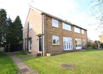 Thumbnail 2 bed maisonette to rent in Denton Close, Kenilworth