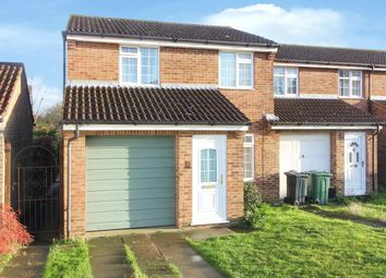 Thumbnail 3 bed link-detached house for sale in Nutley Close, Ashford