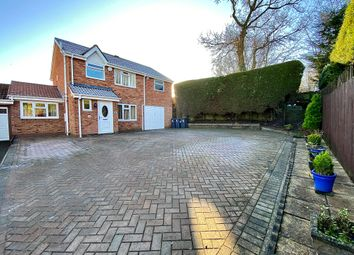 Thumbnail 4 bed detached house for sale in Cowley Drive, Acocks Green, Birmingham