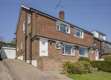 Mayhew Crescent, High Wycombe HP13. 3 bed semi-detached house for sale