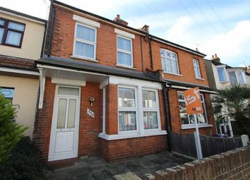 Thumbnail 2 bedroom terraced house to rent in North Avenue, Southend On Sea, Essex