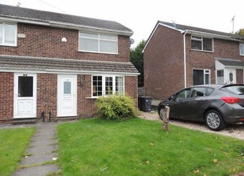 Thumbnail 2 bed semi-detached house for sale in Fistral Crescent, Stalybridge