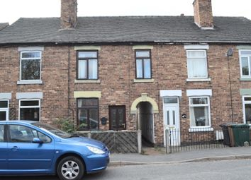 Thumbnail 2 bed terraced house for sale in Mount Pleasant Road, Castle Gresley, Swadlincote