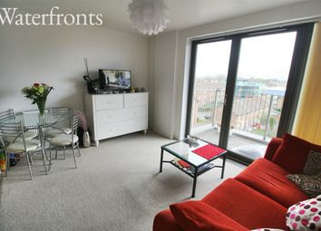 Thumbnail 1 bed flat to rent in Hammersley Road, London