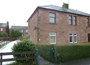 Thumbnail 1 bed flat for sale in Braemar Avenue, Dumfries