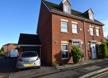 Thumbnail 3 bed semi-detached house for sale in Watkins Square, Llanishen, Cardiff.