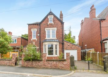Thumbnail 5 bed detached house for sale in Gledhow Wood Avenue, Leeds