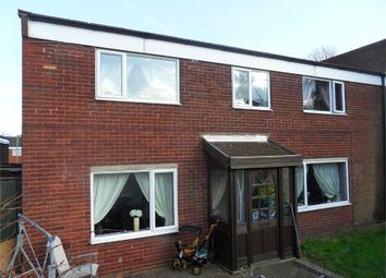 Thumbnail 3 bed end terrace house for sale in Northwood, Worksop, Nottinghamshire