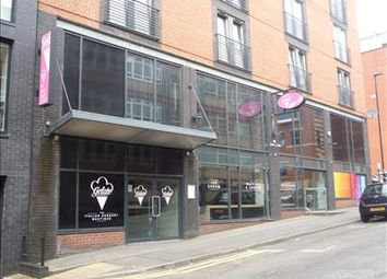 Thumbnail Leisure/hospitality to let in 11-19 Regent Street, Sheffield