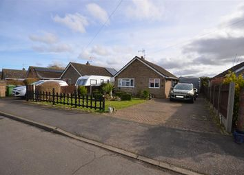 Thumbnail 2 bed bungalow for sale in St. Nicholas Way, Potter Heigham, Great Yarmouth