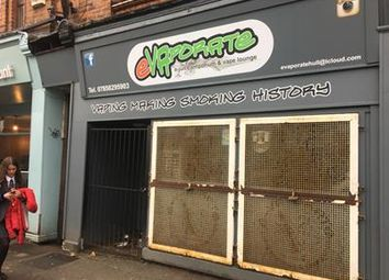 Thumbnail Retail premises to let in 17 Princes Avenue, Hull, East Yorkshire