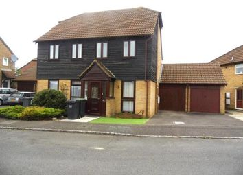 Thumbnail 2 bed semi-detached house for sale in Coombe Close, Snodland