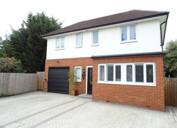 Thumbnail 4 bed detached house for sale in The Terrace, Addlestone