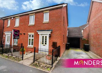 Thumbnail 3 bedroom semi-detached house for sale in Rothesay Gardens, Parkfields, Wolverhampton
