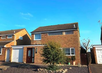 3 bed detached house for sale in Torrington Close, Wigston, Leicester, Leicestershire LE18
