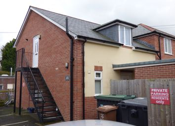 Thumbnail 2 bed flat to rent in Church Terrace, Gillingham
