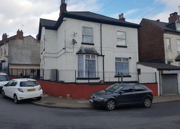 Thumbnail 8 bed property to rent in Sycamore Road, Handsworth, Birmingham