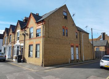 Thumbnail 2 bed end terrace house to rent in Swanfield Road, Whitstable