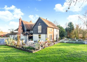 Thumbnail 5 bed detached house for sale in Parsonage Lane, Albury, Ware, Hertfordshire