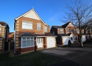 Thumbnail 4 bed detached house for sale in Linton Rise, Normanton