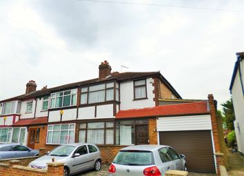 Thumbnail 4 bed end terrace house for sale in Lee Road, Perivale, Greenford, Greater London