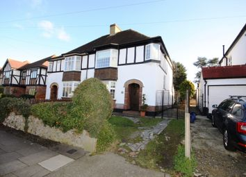 Thumbnail 3 bed semi-detached house for sale in Priory Avenue, Petts Wood, Kent