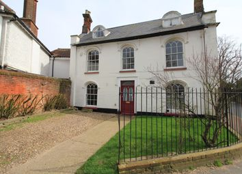 Thumbnail 5 bedroom detached house to rent in Church Street, Hingham
