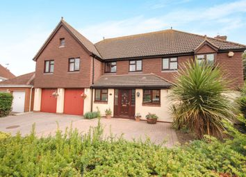 Thumbnail 5 bed detached house for sale in Willingale Road, Braintree