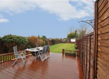Thumbnail 3 bed semi-detached bungalow for sale in Leckwith Avenue, Bexleyheath