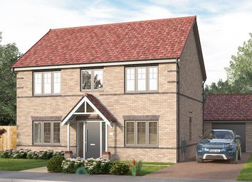 "4 bed detached house for sale in ""The Lathbury"" at Highfield Villas, Doncaster Road, Costhorpe, Worksop S81"