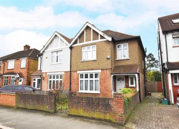Thumbnail 3 bedroom semi-detached house for sale in Wood Lane, Isleworth