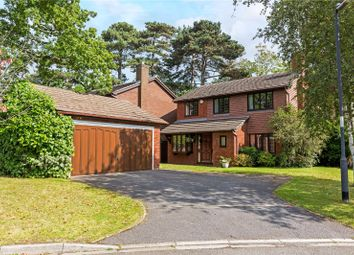 Thumbnail 4 bed detached house for sale in Parkside, Maidenhead, Berkshire