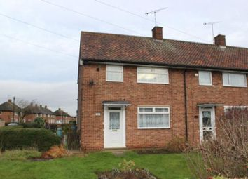 Thumbnail 2 bed terraced house to rent in Staveley Road, Hull