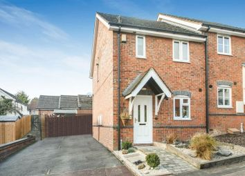 Thumbnail 2 bed end terrace house for sale in Falcon Rise, Downley, High Wycombe