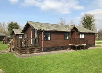Thumbnail 3 bedroom lodge for sale in Broadway Lane, South Cerney, Cirencester