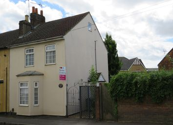 Thumbnail 3 bed end terrace house for sale in Soulbury Road, Leighton Buzzard