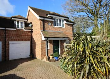 Thumbnail 3 bed semi-detached house for sale in Crown Wood, Lymington Bottom Road, Medstead, Alton
