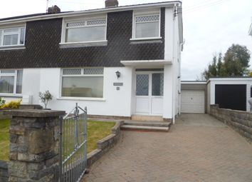 Thumbnail 3 bed semi-detached house to rent in Llanmaes Road, Llantwit Major
