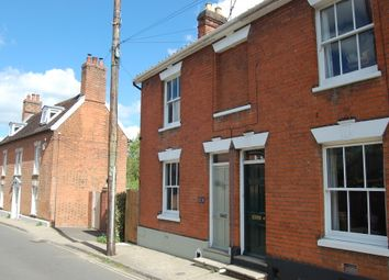 Thumbnail 4 bedroom end terrace house for sale in Chapel Street, Woodbridge