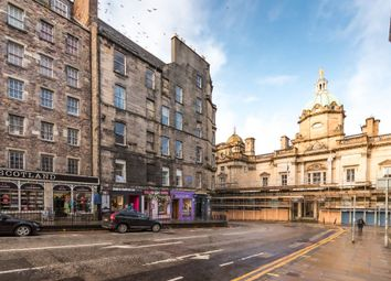 Thumbnail 3 bed flat for sale in 13 1F1, Bank Street, Edinburgh