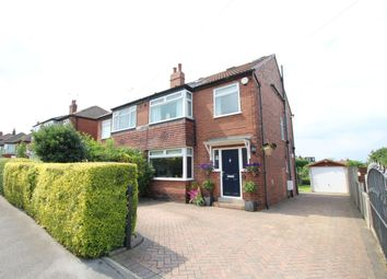 Thumbnail 4 bed semi-detached house for sale in Woodland Road, Whitkirk, Leeds